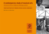 A Contemporary Study of Musical Arts Informed by African Indigenous Knowledge Systems Vol 5 Book 2