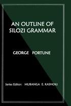 An Outline of Silozi Grammar