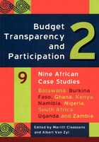Budget Transparency and Participation 2