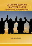 Citizen Participation in Decision Making