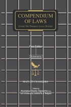 Compendium of Laws Under the Nigerian Legal System