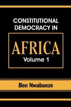 Constitutional Democracy in Africa. Vol. 1