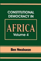Constitutional Democracy in Africa. Vol. 4