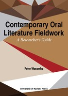 Contemporary Oral Literature Fieldwork