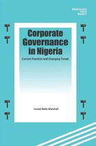 Corporate Governance in Nigeria