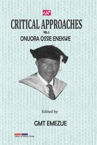 Critical Approaches Vol 2