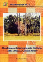 Development Interventions in Wollaita, 1960s-2000s