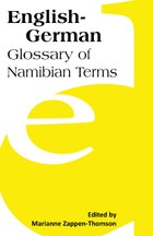 English-German: Glossary of Namibian Terms