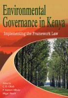 Environmental Governance in Kenya