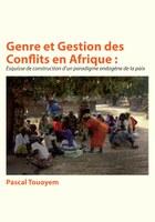 Genre et Gestion des Conflits en Afrique