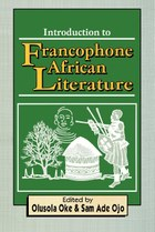 Introduction to Francophone African Literature