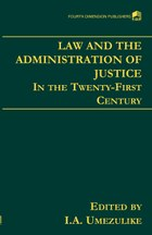 Law and the Administration of Justice