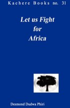 Let us Fight for Africa