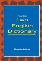 Lwo English Dictionary