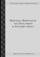 Migration, Remittances and Development in Southern Africa