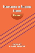 Perspectives in Religious Studies: Volume I
