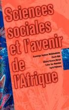 Sciences sociales et l'avenir de l'Afrique