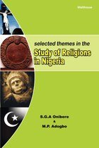 Selected Themes in The Study of Religions in Nigeria