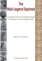 The Misiri Legend Explored