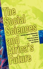 The Social Sciences and Africa's Future