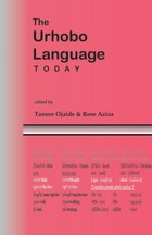 Urhobo Language Today