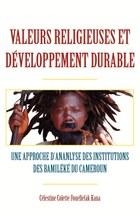 Valeurs religieuses et développement durable